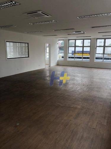 Conjunto Para Alugar, 110 M² Por R$ 2.600,00/mês - Brooklin Paulista - São Paulo/sp - Cj0245