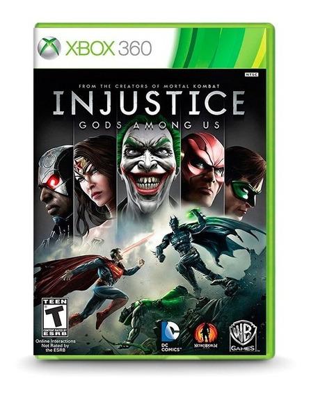 Injustice + Rayman Xbox 360