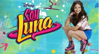 Serie Soy Luna Completa + Canciones