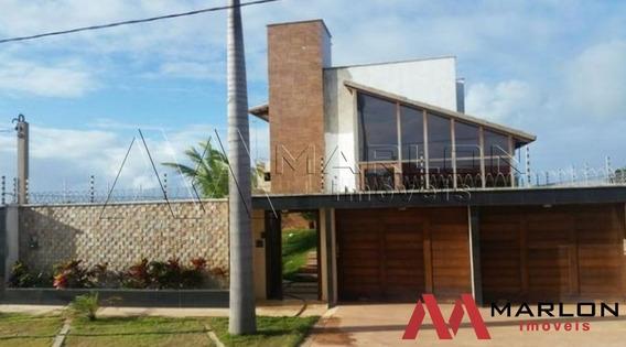 Vcp00339 Casa Na Praia De Tabatinga/camurupim
