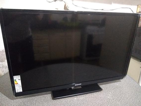 Tv Led 32 Semp Toshiba Hdtv, Acesso A Internet 3 Hdmi - Usb