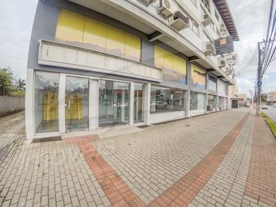 Sala Comercial Já Estruturada Para Banco Em Região Central Da It Norte - 3576642