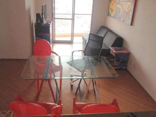 Imagem 1 de 14 de Apartamento Para Venda, 2 Dormitórios, Jaguaré - São Paulo - 22746
