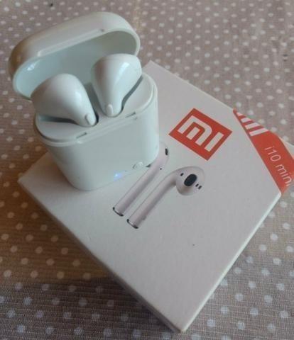 Fones De Ouvido I10 Mini (com Case Para Carregamento)