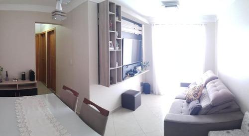 Apartamento Com 3 Dormitórios À Venda, 64 M² Por R$ 350.000,00 - Picanco - Guarulhos/sp - Ap0694