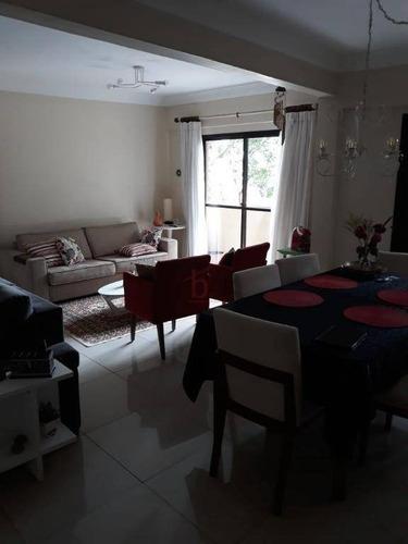 Imagem 1 de 30 de Apartamento À Venda Brooklin, 3 Quartos, 1 Suíte, 130m - São Paulo/sp - Ap4995