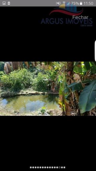 Sítio Rural À Venda, Centro, Monte Santo De Minas. - Si0001