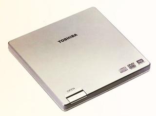 Toshiba Drive Externo Dvd Supermultidrive Modelo Pa3454-1dv2