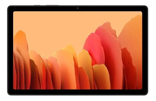 """Imagen 1 de 5 de Tablet  Samsung Galaxy Tab A7 SM-T500 10.4"""" 32GB gold con 3GB de memoria RAM"""