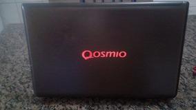Notebook Gamer Toshiba Qosmio X875