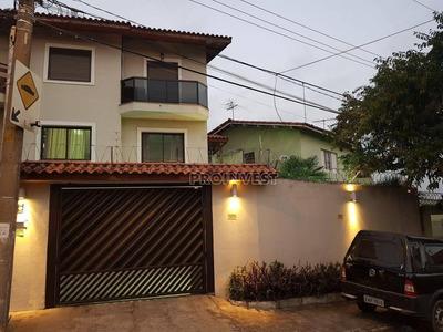 Casa Residencial Para Venda E Locação, Jardim Esmeralda, São Paulo. - Ca16026