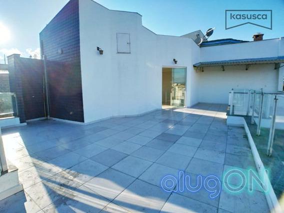 Apartamento Cobertura Com 4 Quartos No Condomínio Licancabur - 90291-l