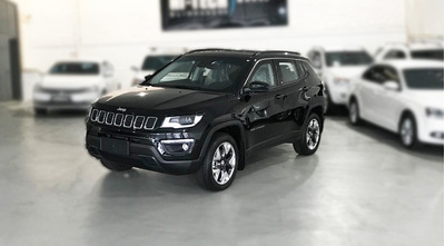 Jeep Compass Longitude Diesel - Blindado