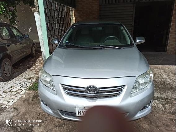Toyota Corolla 2010 1.6 16v Xli Aut. 4p
