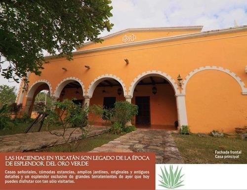 Hacienda En Temax Yucatán