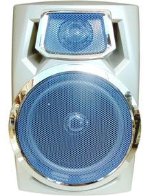 Caixa De Som Micro Ou Mini System 4 Ohms 3w Azul Esquerdo