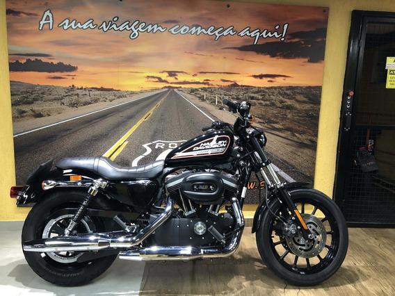 Harley Davidson Sportster Xl 883r 2013 Impecavel