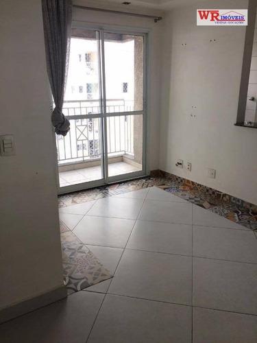 Imagem 1 de 24 de Apartamento À Venda, 49 M² Por R$ 270.000,00 - Ferrazópolis - São Bernardo Do Campo/sp - Ap2849