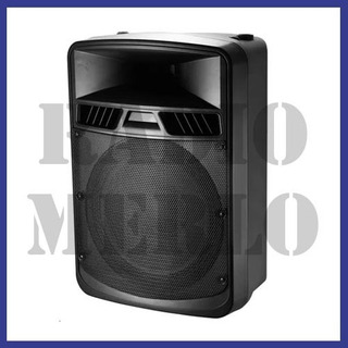 Bafle 10 Pulgadas Potenciado Bt Audiosonic As8410u 180w Usb