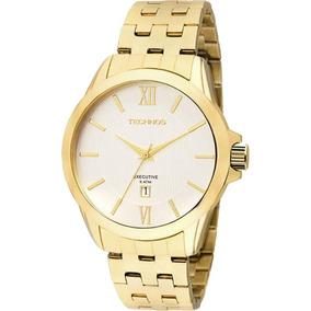 Relógio Technos Masculino Classic Executive Grantia E Nf