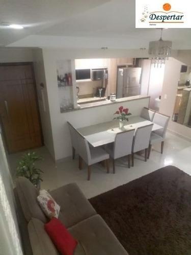 05598 -  Apartamento 2 Dorms, Vila Mangalot - São Paulo/sp - 5598