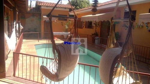 Casa Com 3 Dormitórios À Venda, 400 M² Por R$ 650.000,00 - Jardim Paulistano - Ribeirão Preto/sp - Ca0906