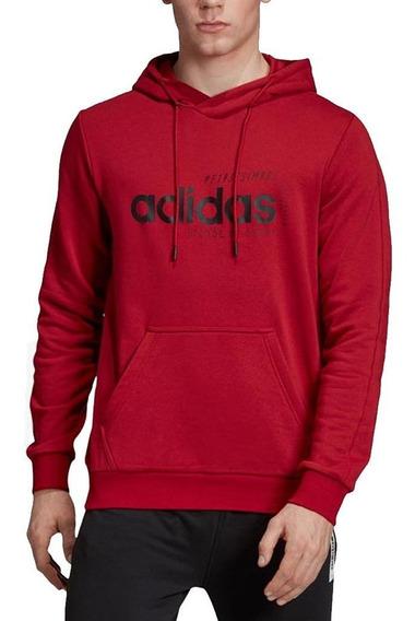 adidas Buzo Bril Basic Rojo
