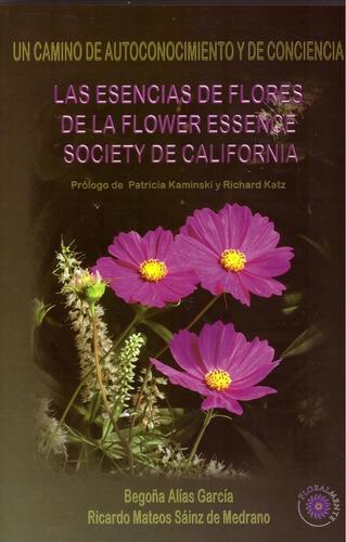 Esencias De Flores De La Flower Essence Society - California