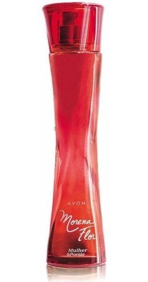 Perfume Avon Morena Flor 50ml Vinicius De Morais