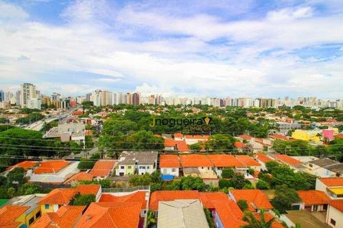 Cobertura À Venda, 140 M² Por R$ 930.000,00 - Brooklin - São Paulo/sp - Co0174