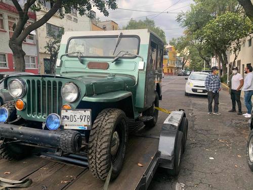 Imagen 1 de 3 de Jeep Willys Cj