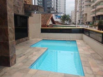 Apartamento Em Vila Tupi, Praia Grande/sp De 52m² 1 Quartos À Venda Por R$ 190.000,00 - Ap188751