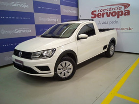Volkswagen Saveiro Trendiline Cs 1.6 Msi Total Flex 201