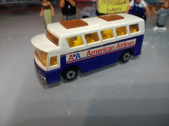Matchbox Airport Coach N- 65 1/64 Loose