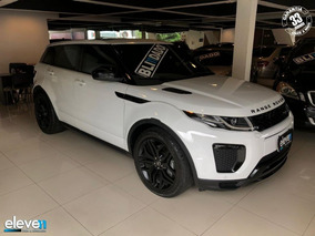 Range Rover Evoque 2.0 Hse Dynamic 4wd 16v 2018 Blindado
