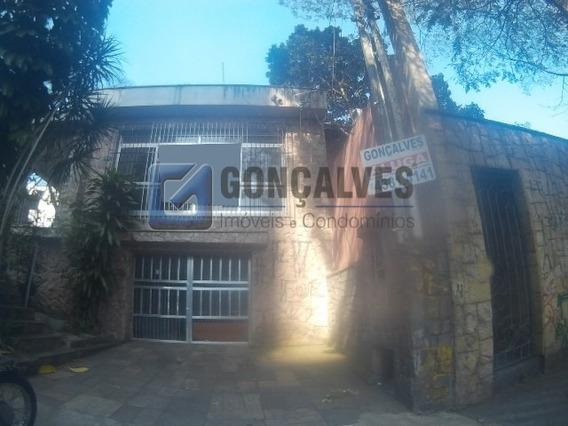 Locação Casa Terrea Sao Bernardo Do Campo Nova Petropolis Re - 1033-2-3800