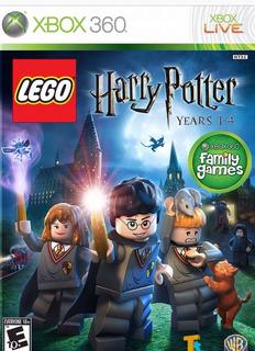 Lego Harry Potter Años 1-4/licencia Home/ Envió Digital