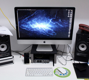 iMac 27 - I5 2,8ghz - 20gb - Hd 500gb/ssd - 1gb Video