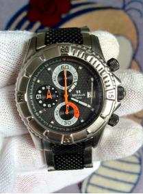 Relógio Seculus Cronógrafo Modelo Cerâmica 24555gpsspa