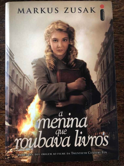 Livro A Menina Que Roubava Livros