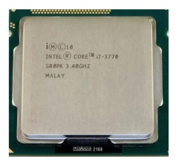 Processador I7 3770 3.4ghz Sckt 1155 3º Geração