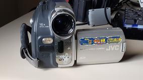 Câmera Vídeo Digital Jvc Usada Em Ótimas Condições