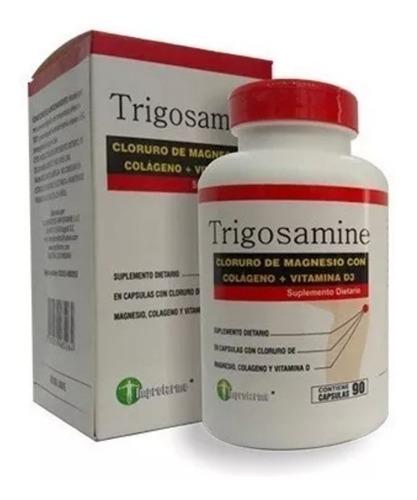 Trigosamine 90 Cápsulas Flete Grat - Unidad a $388