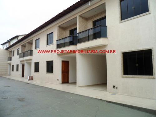 Bairro Luz/nova Iguaçu.casa 2 Quartos Sendo 1 Suíte, 3 Banheiros E 2 Vagas Garagem, - Ca00415 - 32690489