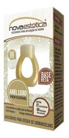 Anel De Luxo Profissional Nova Estetica+ 6 Batoques Promoção