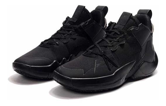 Tênis Jordan Why Not Zer0.2 Se Black