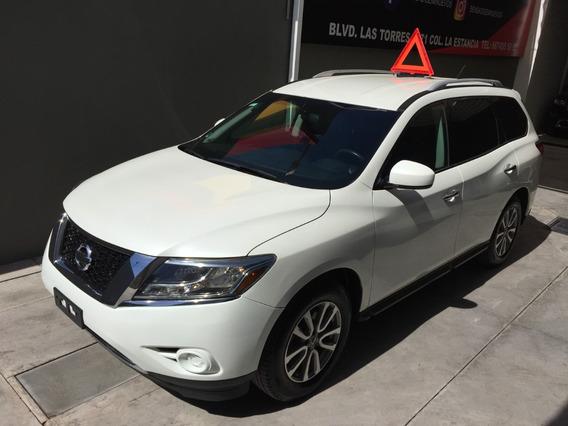 Nissan Patfhinder Sense