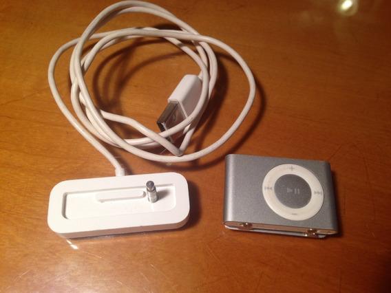 iPod Shuffle 1gb 2a Geração Prata
