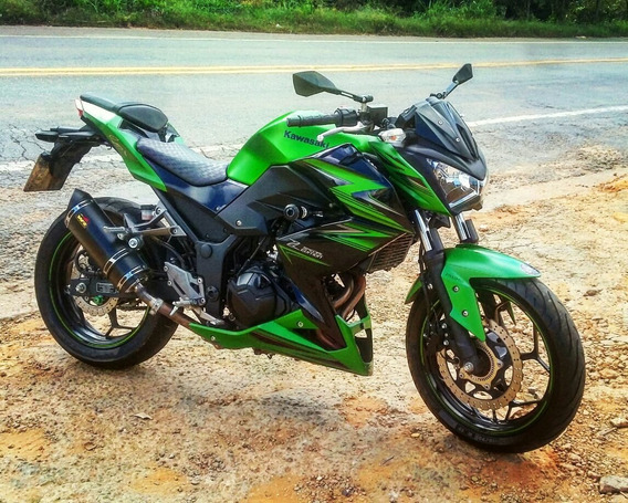Kawasaki Z 300 Abs Limited Edition - Raridade