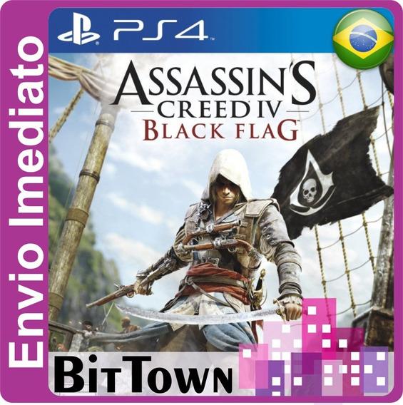 Assassins Creed 4 Iv Black Flag   Ptbr   Original 1